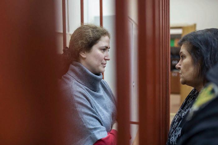Директора академического молодежного театра Софью Апфельбаум отправили под домашний арест по делу «Седьмой студии»