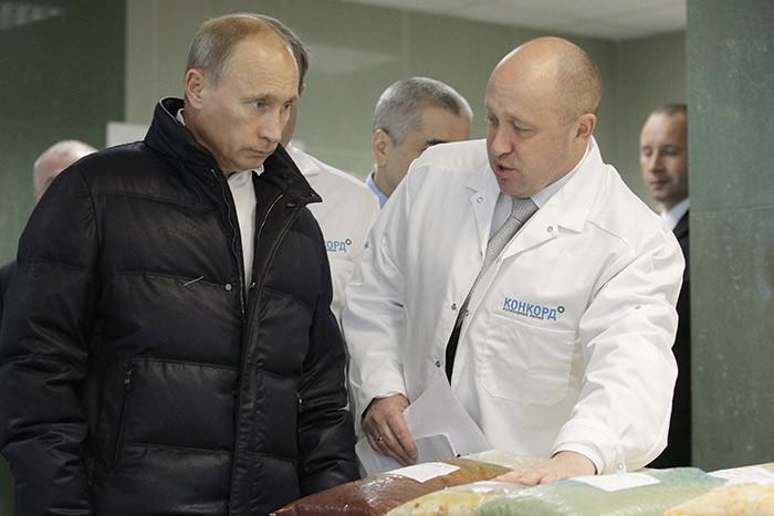 «Новая газета в Петербурге» рассказала, что «Фонтанку» и «Деловой Петербург» может купить «кремлевский повар» Пригожин