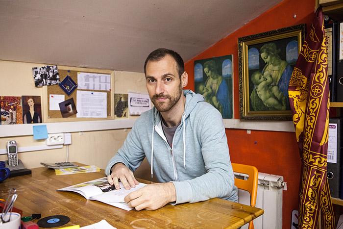 «Это одиночество домашним людям трудно представить»: зачем директор «Ночлежки» Григорий Свердлин уже 14 лет помогает петербургским бездомным