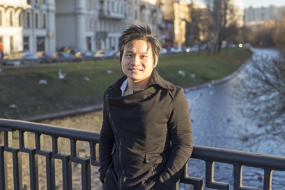 Француз Томас Тран — о российском консерватизме, нехватке сладостей и петербургском просторе
