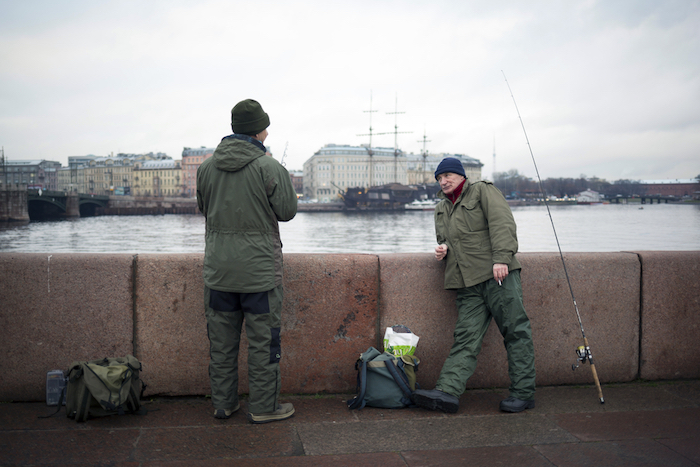«Петербург между прошлым и Хельсинки»: Лев Лурье — об особом самосознании петербуржца-европейца