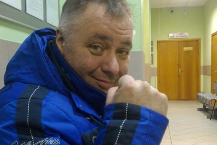В Петербурге снова задержали лидера бастовавших дальнобойщиков. В день, когда закончился его предыдущий арест