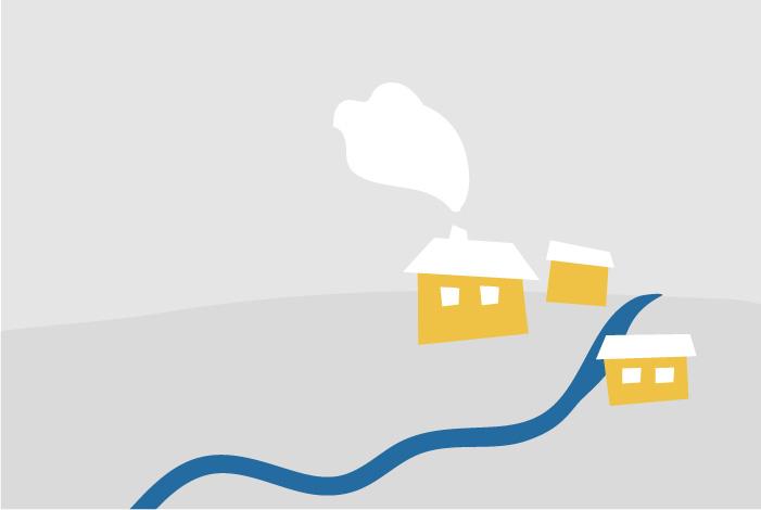 Ингерманландцы жили на углу Невского и Фонтанки. Где еще находились финно-угорские деревни в допетровское время — на карте современного Петербурга