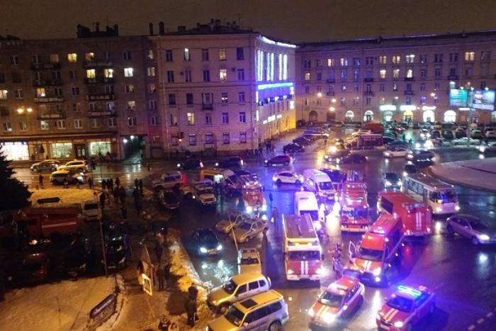 Ответственность за теракт в петербургском «Перекрестке» взяло на себя «Исламское государство»