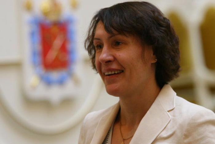 Петербургский депутат и олимпийская чемпионка Егорова стала соавтором антидопингового законопроекта. В 1997-м ее дисквалифицировали за допинг