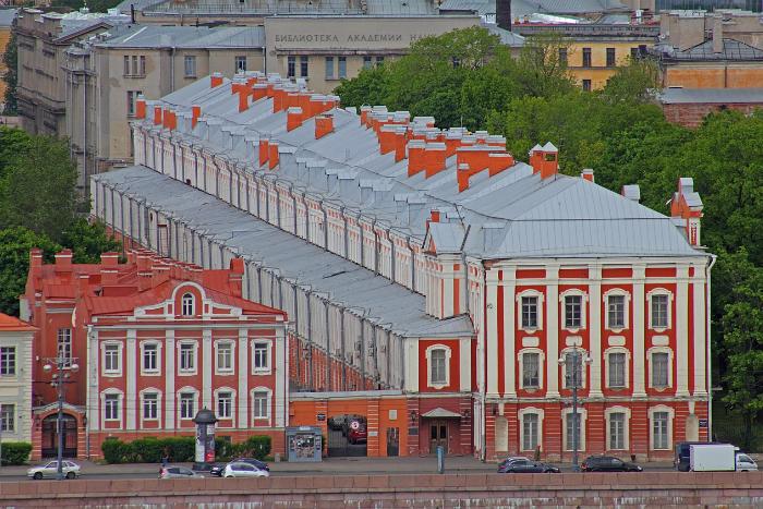 Кампус СПбГУ разместят на территории Петербурга, сообщили в Смольном