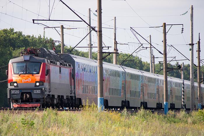 «РЖД» перевели все поезда южного направления на дорогу в обход Украины