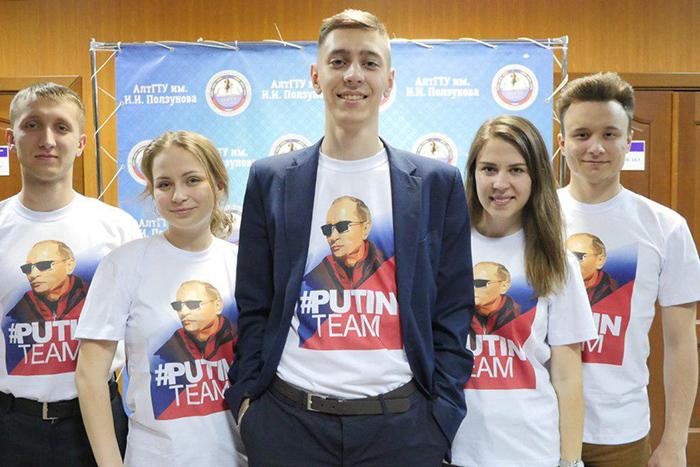 По всей России открывают студенческие штабы Путина. Ктоизачем их создает и как прошла первая встреча штаба в Петербурге