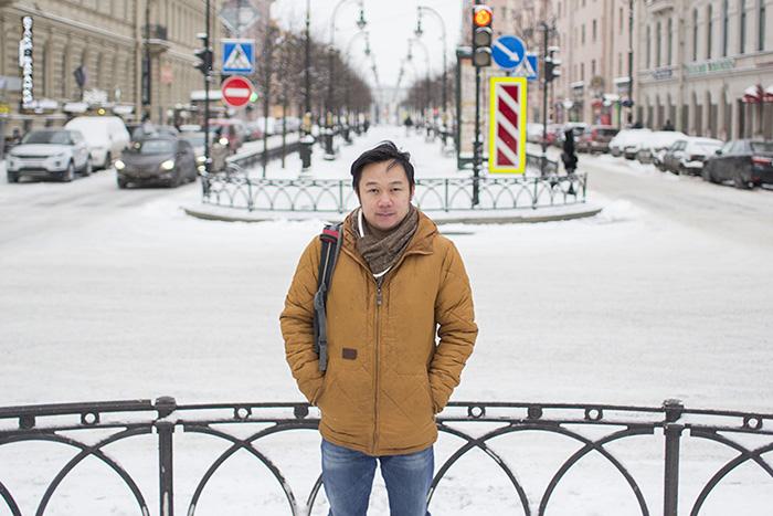 Таец Атхит Майтараттанахон — опреподавании математики вРоссии, тайском массаже иместной гомофобии