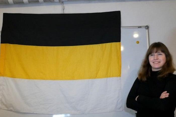 Националистку Дину Гарину будут судить за оскорбление сотрудников центра «Э» из-за речи на митинге. До этого ее обвиняли в экстремизме