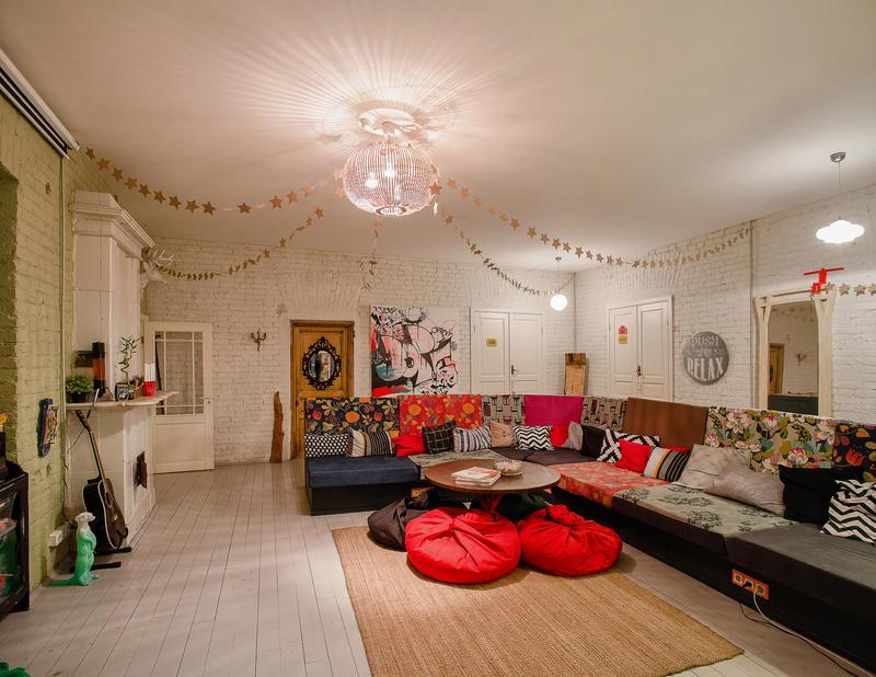 Петербургский хостел признали лучшим в Европе и одним из лучших в мире