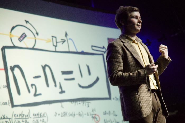 На Science Slam молодые ученые расскажут о роли опухолей в эволюции и поведении толпы