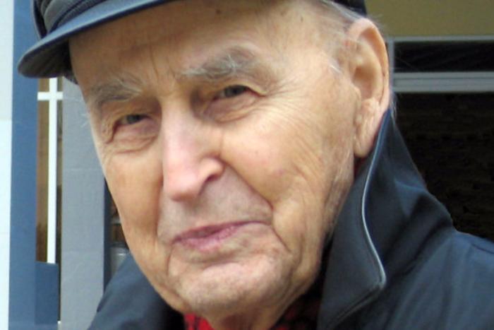 Петербургскому профессору РАН Василию Любину исполнилось 100 лет. Он проработал археологом 69 лет