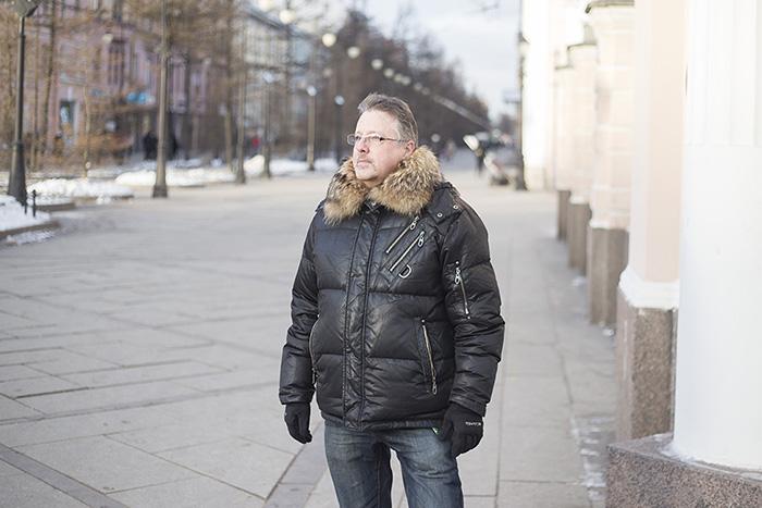 Американец Дональд Вилберн — отом, как нашел в Петербурге спокойствие, женился на русской ипочему поддерживает Путина