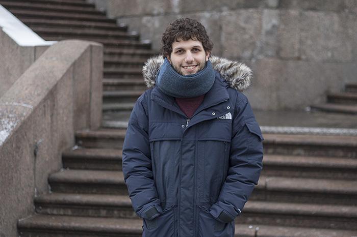 Итальянец Луиджи Костанцо — озамерзшей Неве, отношении петербурженок к своим правам иреке Оккервиль