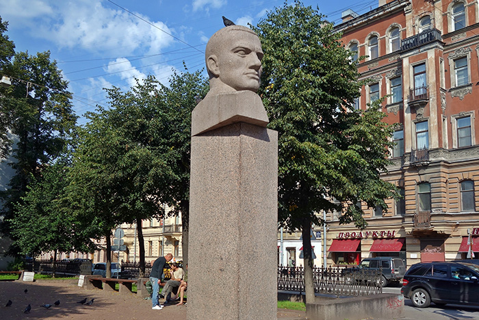 Хамовая, Бассейная иШестилавочная: пройдите тест иугадайте улицы в центре Петербурга по их старым названиям