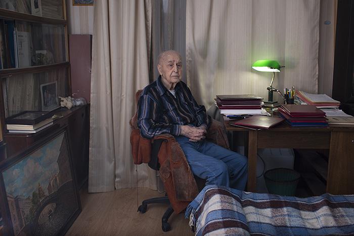 Василий Любин — один изстарейших археологов мира. Как100-летний ученый пережил голод, две войны и«железный занавес» иработал до98 лет