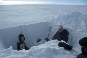Как петербургские ученые нашли самый древний лед на планете, которому больше 1,3 миллиона лет. Рассказывает полярник