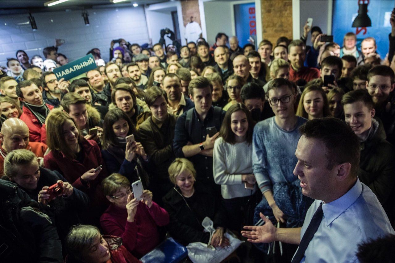 Участники акций Навального в Петербурге рассказали о постановке на профилактический учет в полиции