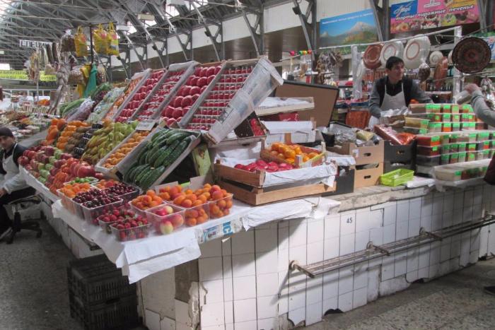 Смольный выставил Кузнечный рынок на торги. Его хотели перезапустить в «торгово-развлекательном формате»