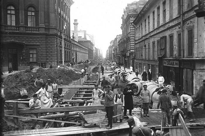 Какими были туалеты дореволюционного Петербурга икакжили в квартирах при +17. Рассказывает историк городского быта