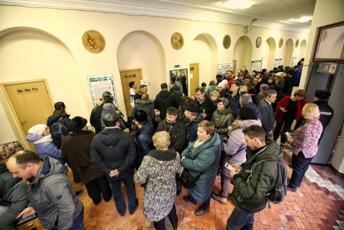 Горизбирком утвердил результаты выборов президента в Петербурге. И рассказал, сколько горожан проголосовали