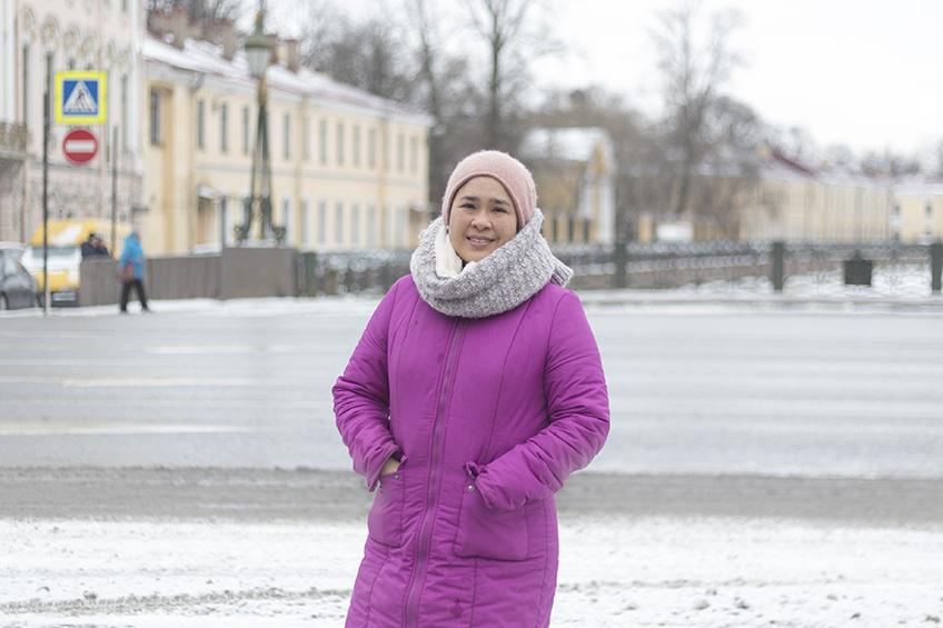 Перуанка Лейла Фигероа Фучо — орусских суевериях, гречке ивоспитании детей в Петербурге