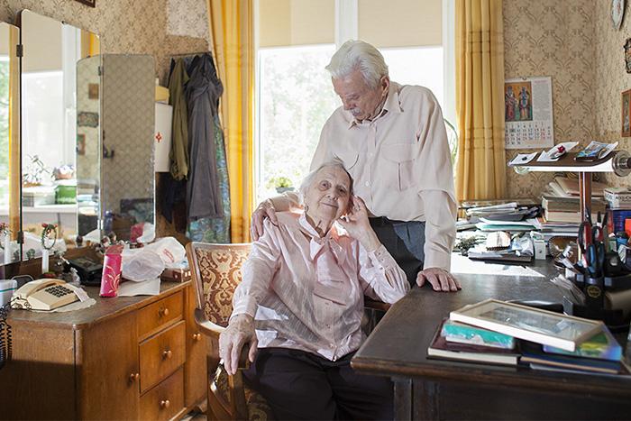 «Кажется, у нас со временем всё даже лучше стало!»: петербургские пары рассказывают, как прожили вместе по 60–70 лет