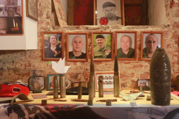 Сотрудник петербургского «Музея Новороссии» получил восемь лет колонии за стрельбу в полицейского