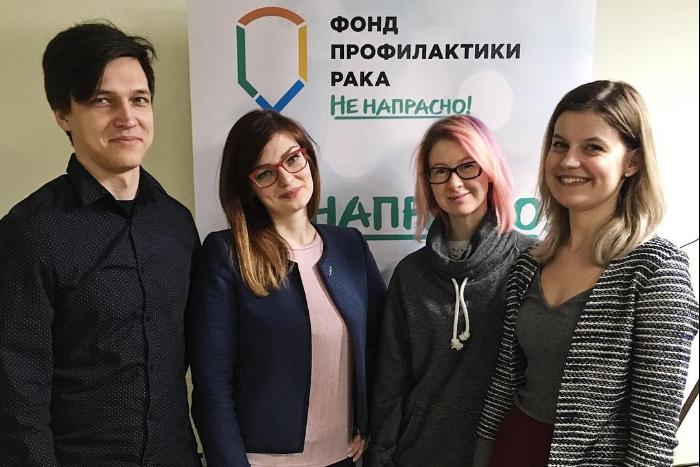 Студенты ИТМО запустили медиа о профилактике рака