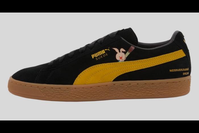 Puma и «Союзмультфильм» выпустят кроссовки с «Ну, Погоди!» и «Винни-Пухом»