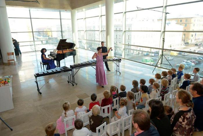 Мариинский театр опубликовал расписание бесплатных концертов