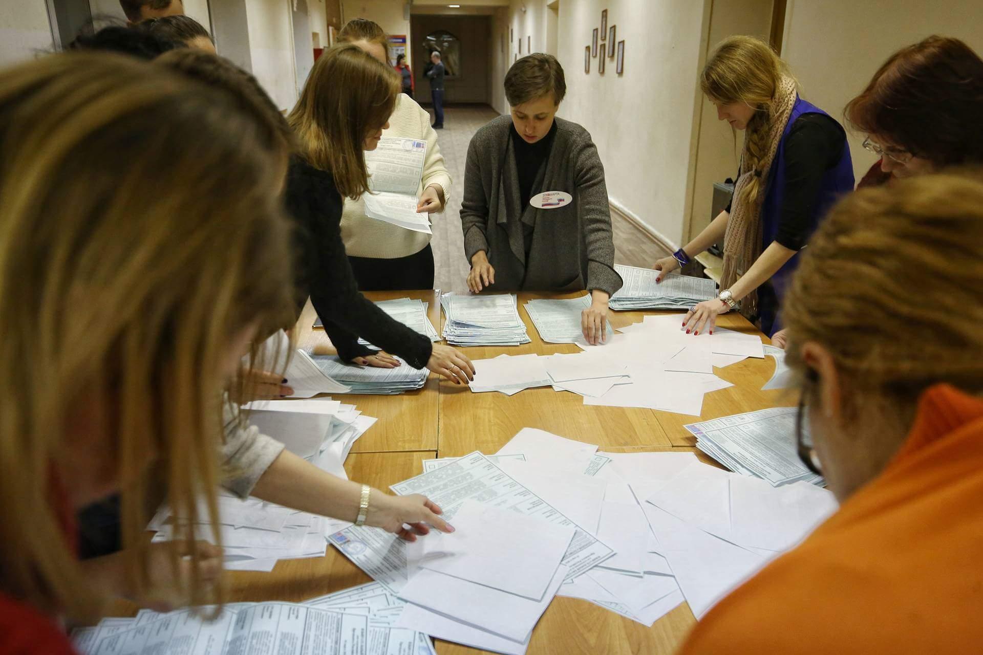 Возросшая явка, отсутствие всписках и селфи в доказательство голосования: главное о выборах инарушениях в Петербурге
