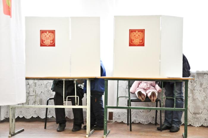 Во Фрунзенском районе в день выборов на участках проведут конкурс селфи. Победителю обещают iPhone 8
