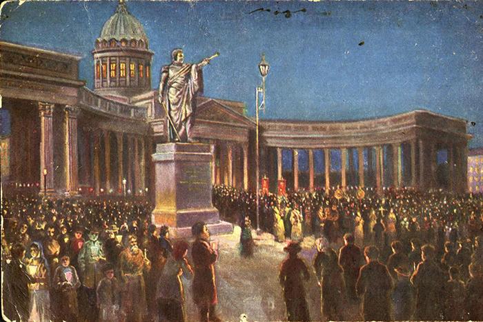 Как отмечали Пасху в дореволюционном Петербурге. Городские ярмарки, яйца Фаберже и посещения кладбищ