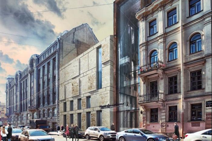 Музею Достоевского вПетербурге хотят построить новое здание. Каким оно будет, почему местные жители против ичто нетак спроектом