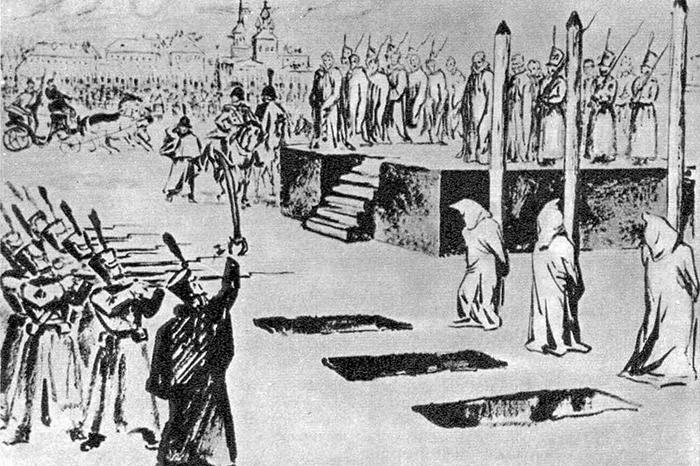 Как пытали и казнили с появления Руси и до Октябрьской революции. Конская моча, кол, уксус