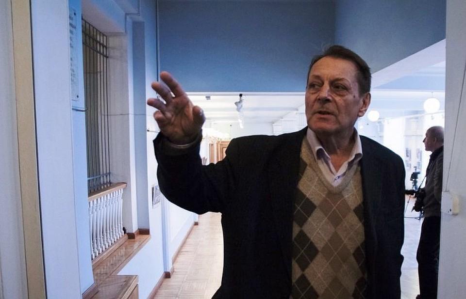 В Петербурге умер главный режиссер театра «Балтийский дом» Владимир Тыкке