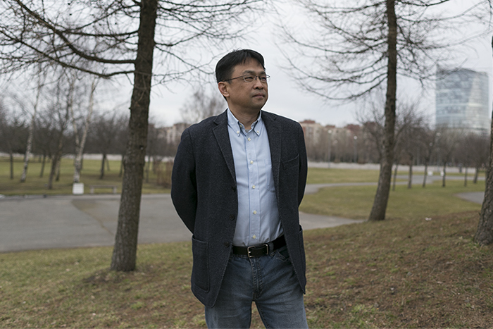 Кореец Сын Й. Ли — об Эрмитаже, петербургской неторопливости и о доверии, которое в России важнее контракта