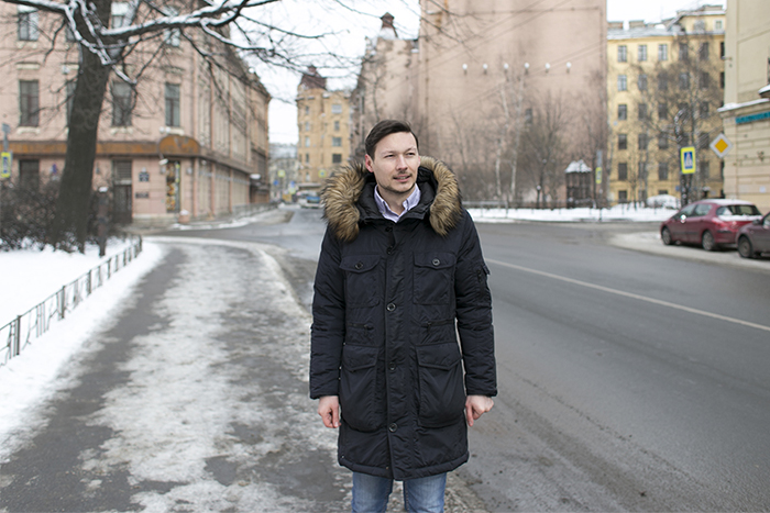 Румын Овидиу Рошка — о дорогих машинах на улицах Петербурга, пассивной политике и молодежи вместных барах