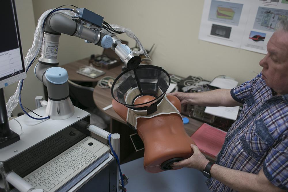 Аппарат для лечения варикоза