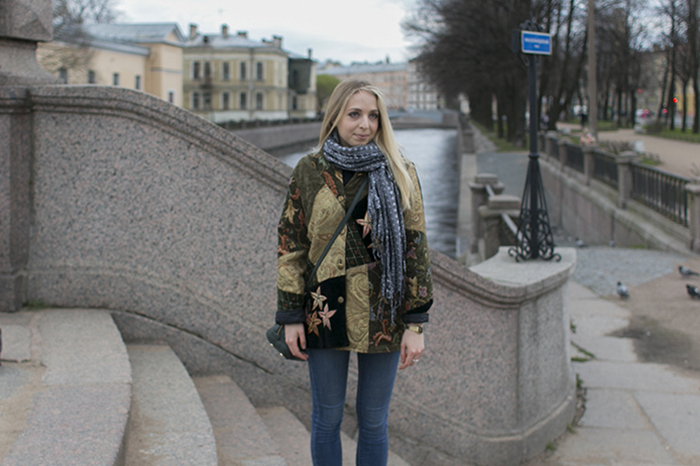 Итальянка Евгения Пеши — о Петербурге как городе для души, походах в гости и местном пармезане