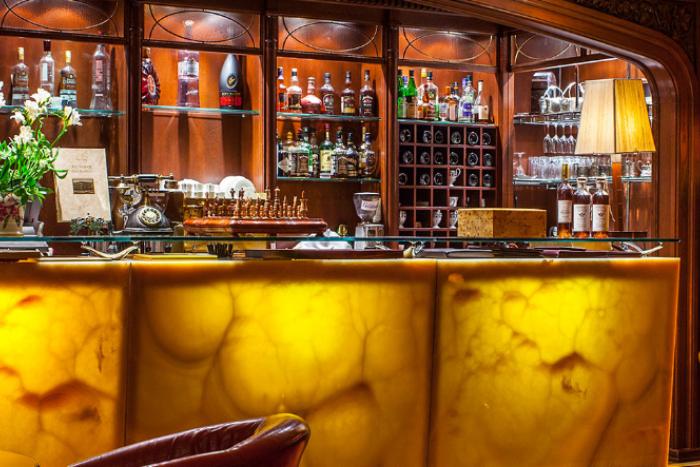 На петербургском ресторанном фестивале выбрали лучший ресторан города с футбольным меню. Им стал «Палкинъ» на Невском