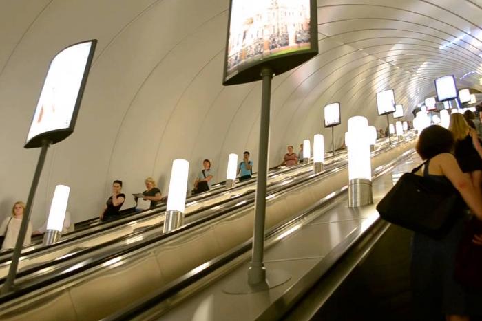 В ночь на 10 мая метро будет работать без перерыва