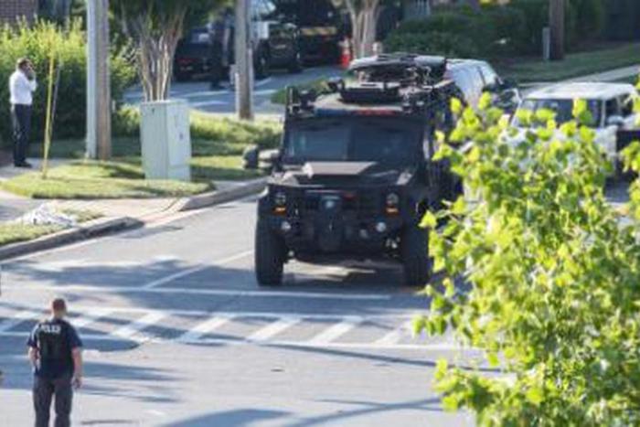 В США мужчина открыл стрельбу в редакции газеты в Мэриленде. Убиты пять сотрудников издания