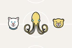 Петербургский кот Ахилл — лучший футбольный оракул после осьминога Пауля? Сравните его результаты с другими животными и проверьте сами