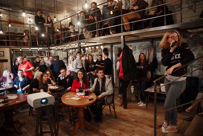 «Бумага» проведет двухдневный фестиваль «Кампус» с лекциями в петербургских барах и в театре