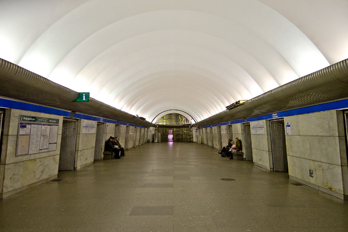 В ночь «Алых парусов» метро будет работать без перерыва