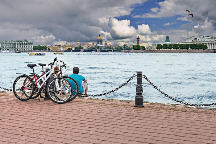 Сервис «Яндекс.Карты» начал прокладывать велосипедные маршруты в Петербурге