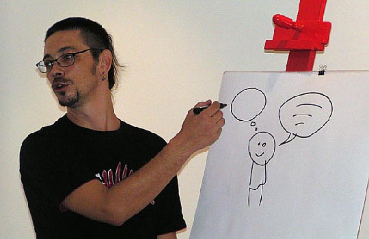 Умер российский мультипликатор и автор комиксов Хихус